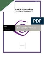 Sebenta de Biologia Molecular