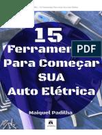 Download 352633 eBook 15 Ferramentas Para Começar Sua Auto Eletrica 13322179