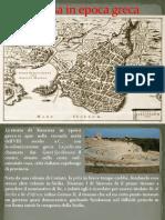 Siracusa in epoca greca