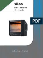 158136.PDF Manual de SERVICE