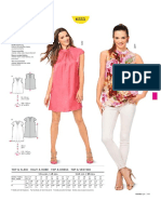 6555-Dress and Top