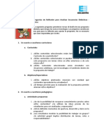 Preguntas de Reflexi+¦n para Analizar Secuencias Did+ícticas