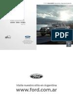 Manual de Servicio Ford Ranger 2019
