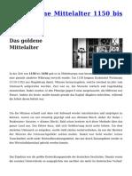 Anonym - Das goldene Mittelalter 1150 bis 1450 (GDG-Netz, Dominik78)