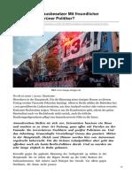 Adamek; Goll; Siegmund - Linksradikale Hausbesetzer - Mit freundlicher Unterstützung grüner Politiker‽ (8.10.2020, Netz)
