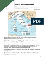 Anonym - Geplanter Giftgaseinsatz der Allierten und die Tragödie von Bari (2017, Netz)