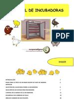 Manual de incubadoras de aves