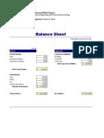 FRFA BalanceSheet