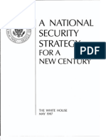 National Security Strategy 1997