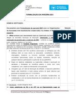 Checklist - Documentos Para Renovação 2021