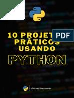10 Projetos Praticos Usando Python