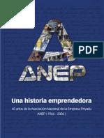 Historia de la ANEP