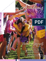Salem Academy Magazine 2010