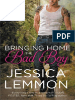 Bringing Home the Bad Boy by Lemmon Jessica