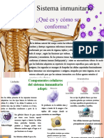 infografia sistema inmunitario