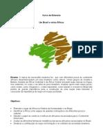 Curso de Extensão- África
