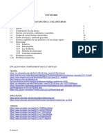 Fuerzas Estáticas y Elasticidad (Cap.I)