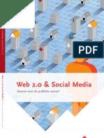 Paper Note - Web 2.0 & Social Media Kansen voor de publieke sector?