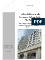 Mondialisation des formes urbaines à Ho Chi Minh-Ville - une transition économique et urbaine, l'exemple de 'Saigon South'