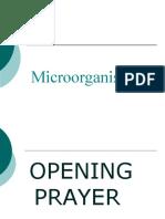 Microorganisms Ppt
