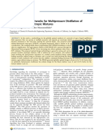 Globally Optimal Networks for Multipressure Distillation of Homogeneous Azeotropic Mixtures - ghougassian2012