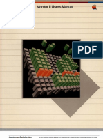 Apple II Monitor II User's Manual