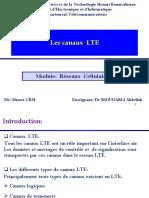 3-Chapitre  -  4G LTE Channel logique