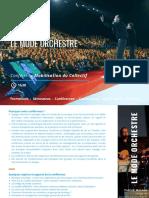 Quaema Conférence Le Mode Orchestre
