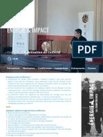 Quaema Conférence Énergie & Impact