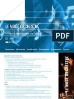 Quaema Formation Le Mode Orchestre