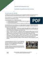 Controle Laitier Protocoles Et Methodes de Qualification