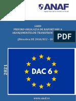 Ghid ANAF Raportari Conform DAC 6 (1)