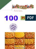 100 pizza