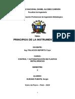PRINCIPIOS DE LA INSTRUMENTACION ( DURAND PUENTE Sergio )