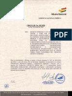 Decreto Supremo 4227 Diferimiento Gravamen Arancelario a 0 Por Ciento