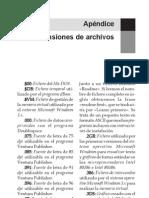 (Diccionarios) (Informática) (Español E-Book) Diccionario de Extensiones de Archivos Informáticos (pdf)