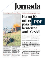 La Jornada (Mexico) [mi., 30 di - calibre
