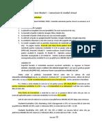18 Modul I - Cerinte Evaluare Modul I Comunicarea in Mediul Virtual