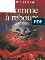Philippe Curval - L Homme a Rebours