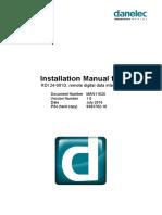 MAN11620-10 Installation Manual for RDI 24-001D Remote Digital Data Interface
