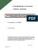(2_Orientation Diagnostic Devant Un Trouble de l'Hémostase Et de La Coagulation)