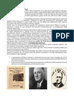 Crisi del 1929 e nazismo al potere