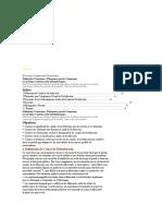 Definición, Funciones y Elementos que los componen