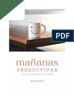 Mañanas Productivas eBook Completo