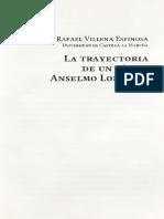 Anselmo Lorenzo La Trayectoria de Un Lide