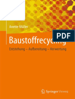 2018 Book Baustoffrecycling
