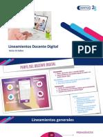 LINEAMIENTOS PERIODO DIGITAL 2020-2 (PPT 52)