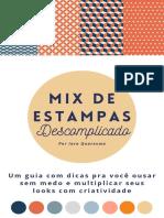 Ebook Mix de Estampas_IQ