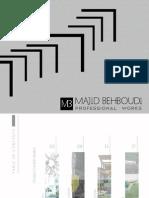 Majid Behboudi Architectural Portfolio