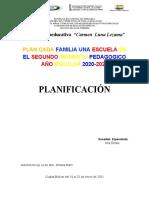 palinificacion  segundo momento pedagogico 2020-2021